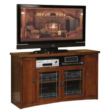 Mission Pasadena Tall TV Stand