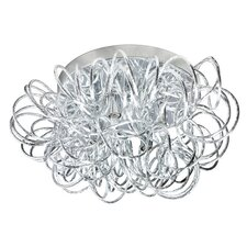 Baya 4 Light Flush Mount