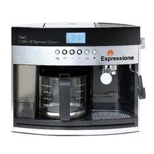 3 in 1 Combination Coffee/Espresso Maker