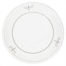 Libellules 9.5-inch Dragonfly Dinner Plates (Set of 6)