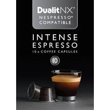 NX Intense Espresso Capsules