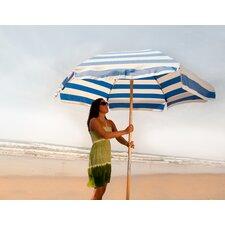 6.5 ft. Shade Star Striped Beach Umbrella