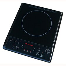 "11.81"" Electric Induction Cooktop with 1 Burner"