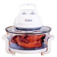 Super Turbo Rotisserie Oven