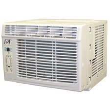 6,000 BTU Energy Efficient Window Air Conditioner with Remote