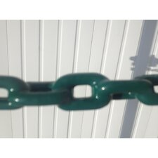Zinc Plated Swing Chain with Plastisol Coating
