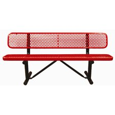 Expanded Kid's Bench with Back