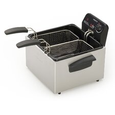 Dual ProFry Immersion Element Deep Fryer