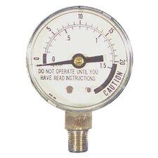 Pressure Canner Steam Gauge