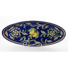 Citronique Design Oval Platter