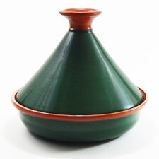 """Cookable 12"""" Tagine in Green"""