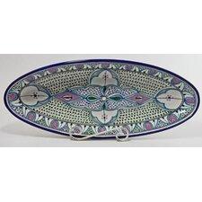 Malika Oval Platter