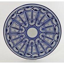 Qamara Round Platter