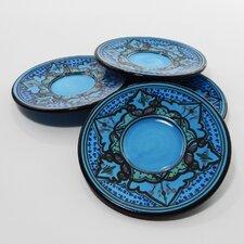"Sabrine Design 7"" Saucers (Set of 4)"