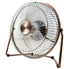 "3.75"" Table Fan with USB Plug"