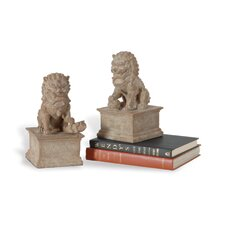 Han Dynasty Book Ends (Set of 2)