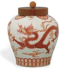 Dragon Decorative Jar