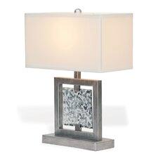 "Bainbridge 21"" H Table Lamp with Rectangular Shade"