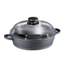 Tradition Casserole / Saute Pan with High Dome Lid