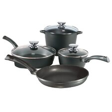 Signocast Cast Aluminum 7-Piece Cookware Set
