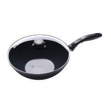 Non Stick Aluminum Wok with Lid