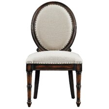 European Farmhouse Million Stars Side Chair
