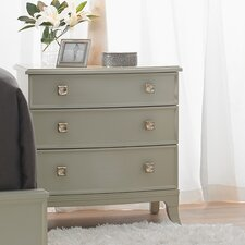 Crestaire Ladera 3 Drawer Bachelor's Chest