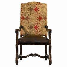 Costa Del Sol Perdonato Fabric Arm Chair