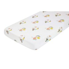 Menagerie Organic Cotton Percale Sheet