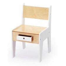 Mini-Drawer Kid's  Desk Chair
