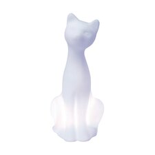 "Pet Lamp 20.25"" H Table Lamp with Novelty Shade"