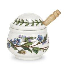 Botanic Garden Speedwell Condiment Pot with Spoon