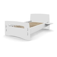 Classic Twin Panel Bed