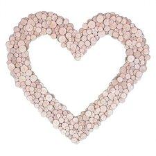 Chris Bruning Love Heart Sign Wall Décor
