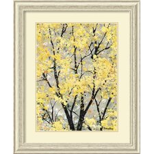 'Early Spring I' by H. Alves Framed Print Painting Print