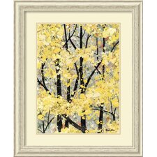 'Early Spring II' by H. Alves Framed Painting Print