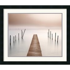 'Lake Walk I' by Jonathan Chritchley Framed Photographic Print