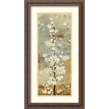 'Into the Light II' by Carmen Dolce Framed Painting Print