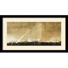 'Arch Light I' by Sebastian Alterera Framed Painting Print