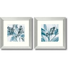 'Eucalyptus' by Steven N. Meyers 2 Piece Framed Photographic Print Set