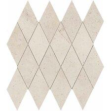 Costa Rei 3'' x 6'' Ceramic Mosaic Tile in Pietra Bianco
