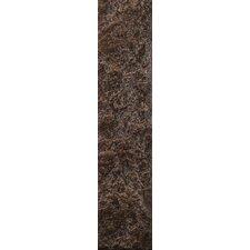 "Renaissance 3"" x 12"" Metal Coated Resin Field Tile in Bronze"