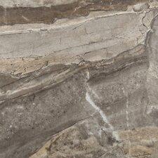 """Eurasia 18"""" x 18"""" Porcelain Field Tile in Grigio"""