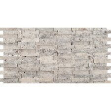 Hamlet Travertine MosaicTile in Grey