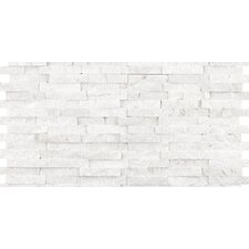 Hamlet Travertine Mosaic Tile in White