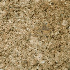 "Natural Stone 12"" x 12"" Granite Field Tile in Giallo Veneziano"