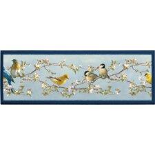 Dahpine Blue Songbird Wall Décor