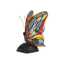 """Jacy 9.84"""" H Table Lamp with Novelty Shade"""
