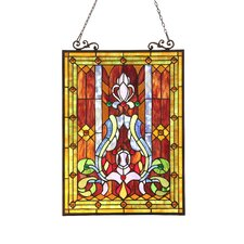 Victorian Rowena Window Panel