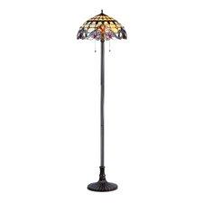 Victorian Cooper Floor Lamp